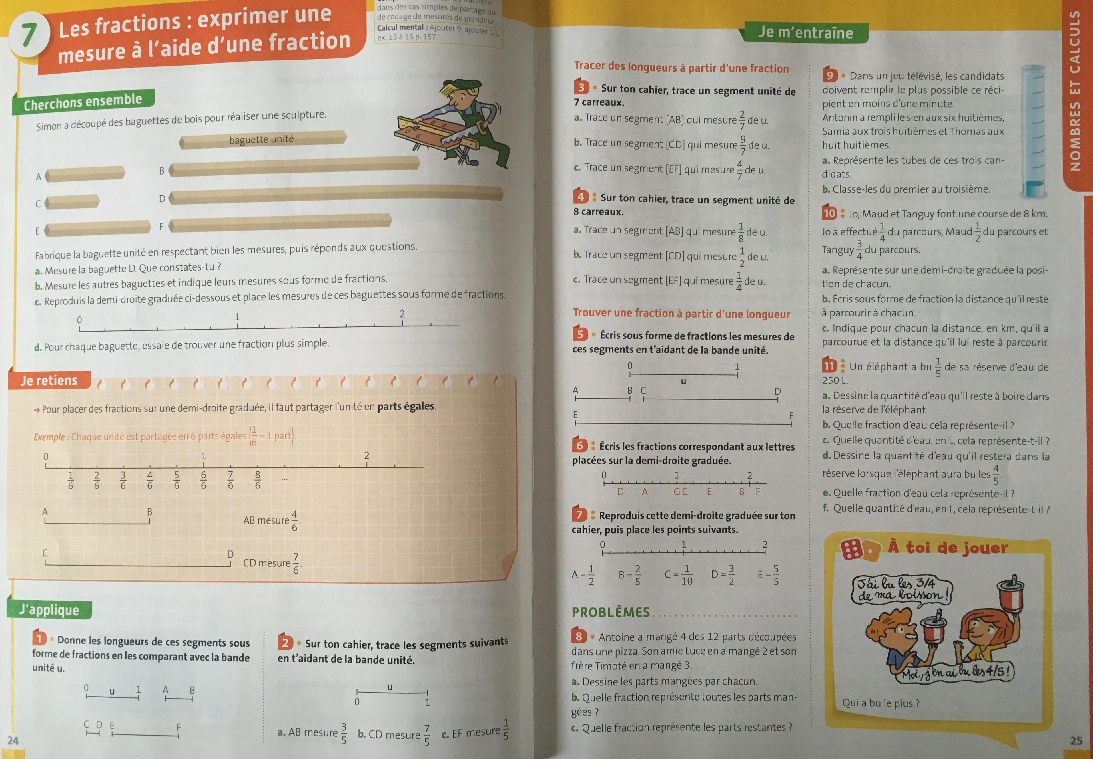 Les manuels que j emporte en vacances un prof d z 39 coles for A portee de maths cm2